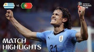 Uruguay V Portugal - 2018 FIFA World Cup Russia™ - Match 49