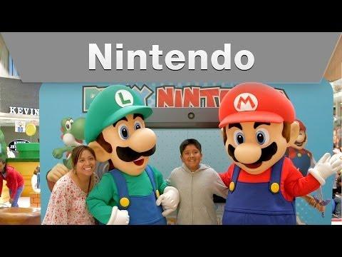 Nintendo - Play Nintendo Tour 2014