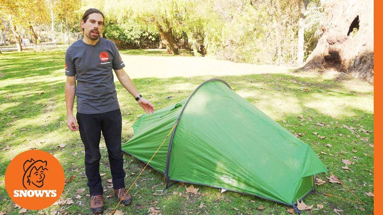Nevis 200 2P Hiking Tent