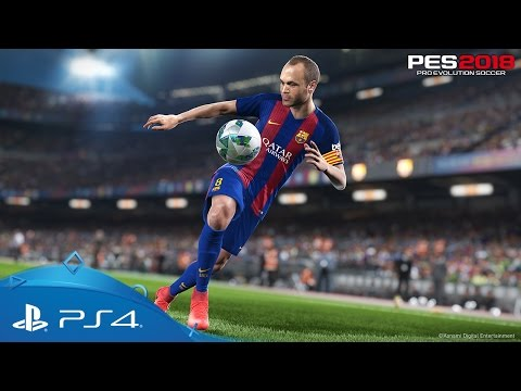 Pro Evolution Soccer 2018 Steam Key GLOBAL - video trailer