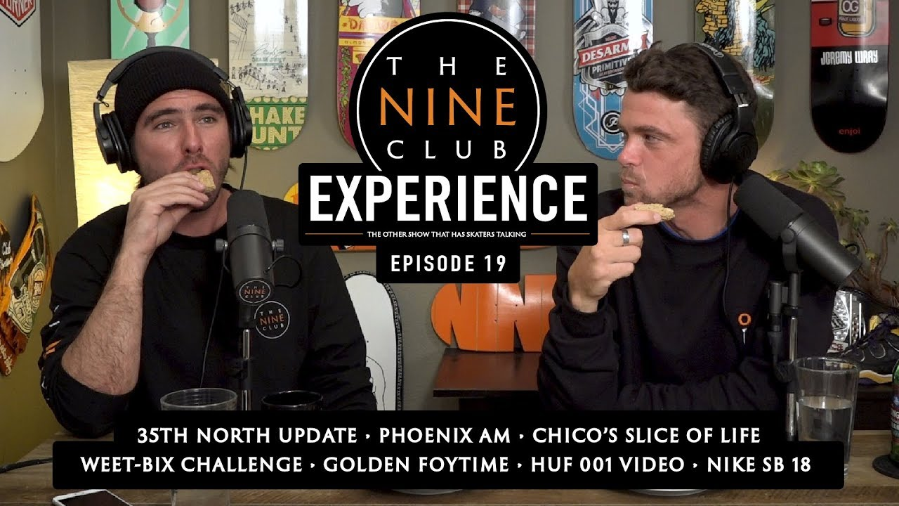 The Nine Club EXPERIENCE | Episode 19 - Daniel Castillo + This week in Skateboarding - The Nine Club