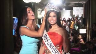 Miss Universe Spain 2013 - Crowning Moment