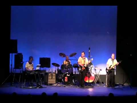 I'm Alone - Jeff Budge with Rockin' Ron and the New Society Band