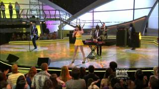I Kissed a Girl (So You Think You Can Dance) - Katy Perry (Original HD 1080i)   Letra