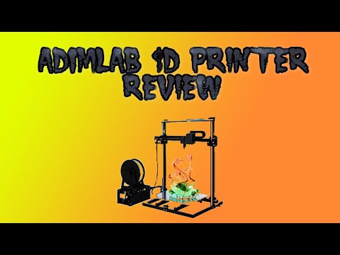 ADIMLab 3D Printer Review