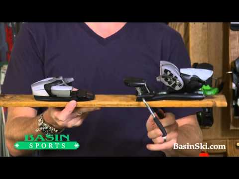 Salomon STH 10 Ski Binding 2014 Review