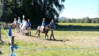 Bennachie Pony Club Camp 2014