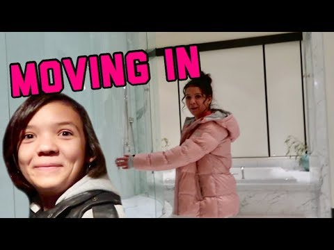 WE'RE MOVING INTO A MANSION! BEST BIRTHDAY EVER!!
