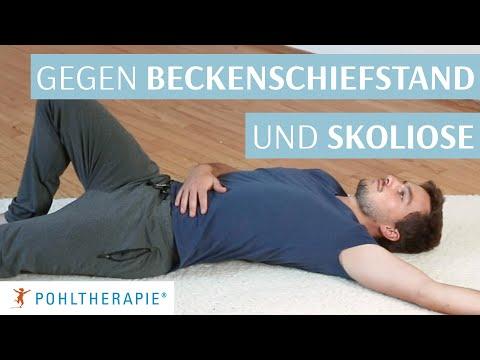 Der Yoga von skaliosa