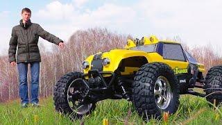 КУПИЛ БАГГИ 4WD ГРУЗОВИК HBX 12891 1/12