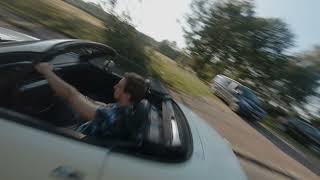 FPV Drohne verfolgt Mazda MX5 Miata - carporn - 4k