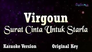 Virgoun Surat Cinta Untuk StarlaOriginal Key...
