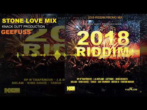 Various Artists  - Stone Love Mix  (Official Audio) | Knackoutt Prod | 2018 RIDDIM | 21st Hapilos - 21stHapilosVideos