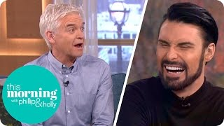 Will Holly and Phillip Be Getting Tattoos to Celebrate Their NTA Win? | This Morning