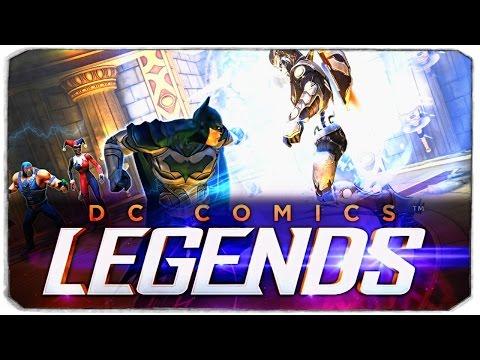 DC Legends: БУДЕМ ПРОХОДИТЬ?