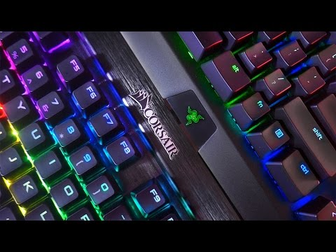 UNBOXING + LIGHTING FEATURE ] - RAZER TARTARUS V2 - Youtube