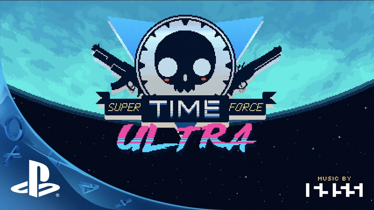 Super Time Force Ultra: Journey & The Order Characters Revealed