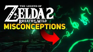Zelda Breath of the Wild 2 Misconceptions (ft. Monster Maze)