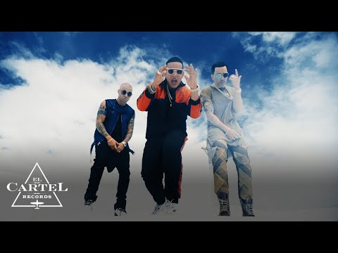 Daddy Yankee Amp Wisin Y Yandel Si Supieras Video Oficial