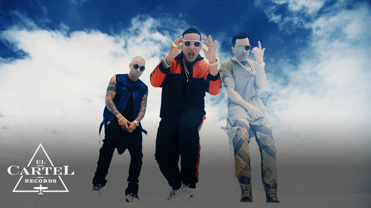 Daddy Yankee & Wisin y Yandel — Si Supieras
