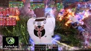 Archeage Siege – Retard Mafia vs Forestcrow First Try