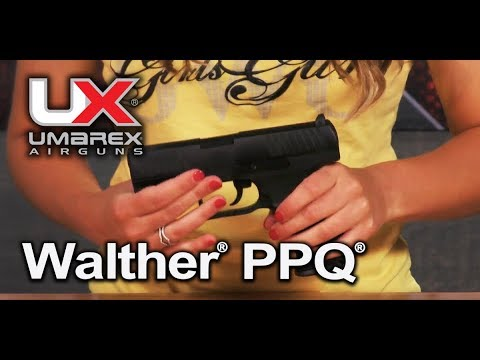 Walther PPQ Co2 Pistol