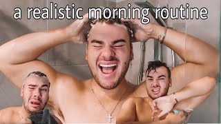 My Realistic Morning Routine
