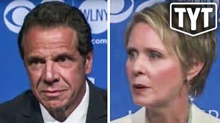 Cynthia Nixon SHREDS Andrew Cuomo In Debate