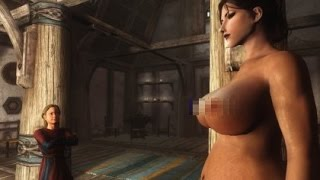 Pregnancy in Skyrim 18+