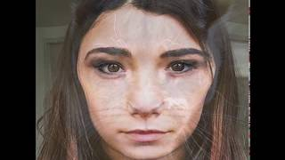 Woman to Lioness Morph