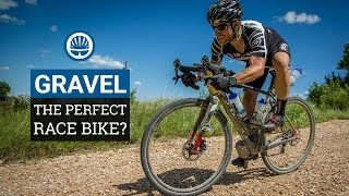 The Perfect Gravel Race Bike