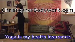 Yoga is my health insurance.