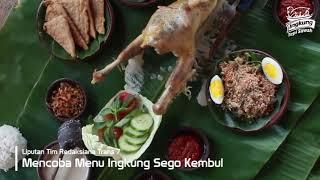 Kuliner Ingkung Pedesaan Jogja - Ingkung Tepi Sawah - 0822-6127-6127