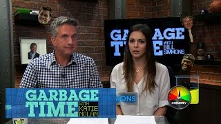 Chemistry Test: Katie Nolan Tries To Find A Co-Host