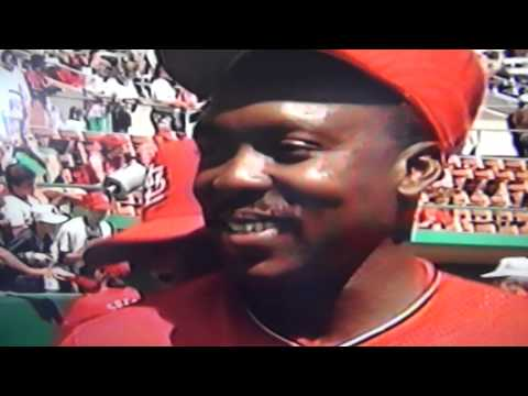 Vince Coleman Pranked During Interview By Ricky Horton!