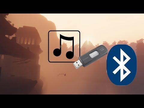 ANLAGE MIT DEM HANDY PER BLUETOOTH VERBNDEN  / Bluetooth-Aux
