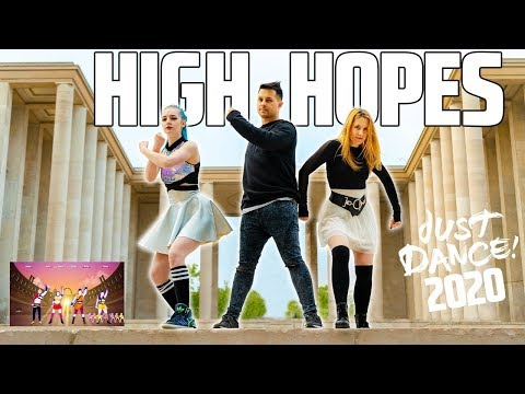 Just Dance 2020 HIGH HOPES Panic! At The Disco   Full gameplay w/ LittleSiha & Jayden Rodrigues