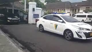 Penjemputan Presiden Hungaria di Yogyakarta – Armada Boavista Rent Car