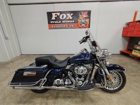 2012 Harley-Davidson Road King® in Sandusky, Ohio - Video 1
