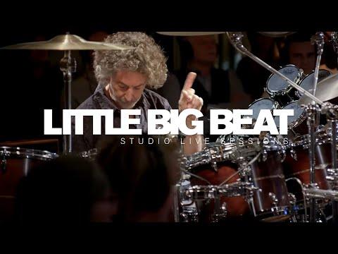 SIMON PHILLIPS / PROTOCOL 4  - STUDIO LIVE SESSION - NIMBUS - LITTLE BIG BEAT STUDIOS