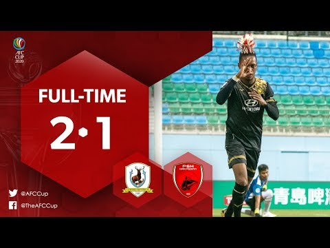#AFCCup2020 : Tampines Rovers (SIN) 2-1 PSM Makassar (IDN) : Highlights