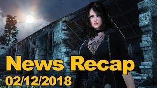 MMOs.com Weekly News Recap #134 February 12, 2018