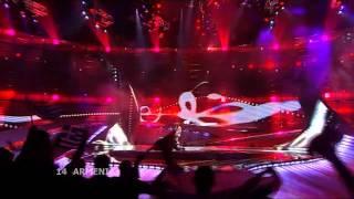 Eurovision 2008 1st Semi-Final 14 - Sirusho - Qele, Qele - Armenia