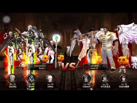 HIT : Heroes of Incredible Tales (Server Asia) PVP 3-3 By Brave , RaChEz , mMos (Part XIII)