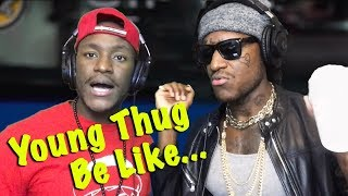BEST YOUNG THUG IMPERSONATION?!