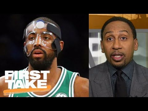 Stephen A. Smith: 'Kyrie Irving is a bad somebody'   First Take   ESPN