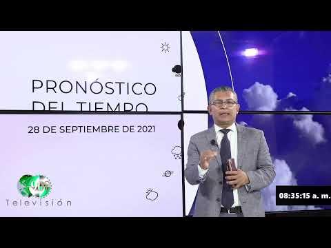 Noticiero Con José Maldonado Del 28 De Septiembre De 2021