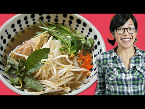 30-minute?! PHO GA Vietnamese Chicken Noodle Soup