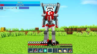 MİNECRAFT'TA TRANSFORMES OLARAK MİNECRAFT OYNAMAK ! - Minecraft