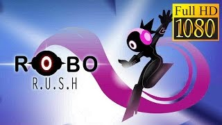 Robo Rush Game Review 1080P Official Zonmob JscArcade 2016